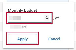 """Apply"" button"